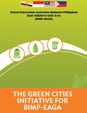 Green Cities Initiative for BIMP-EAGA Cover